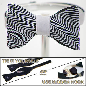 """BOW TIE """"Mind Moves"""""""